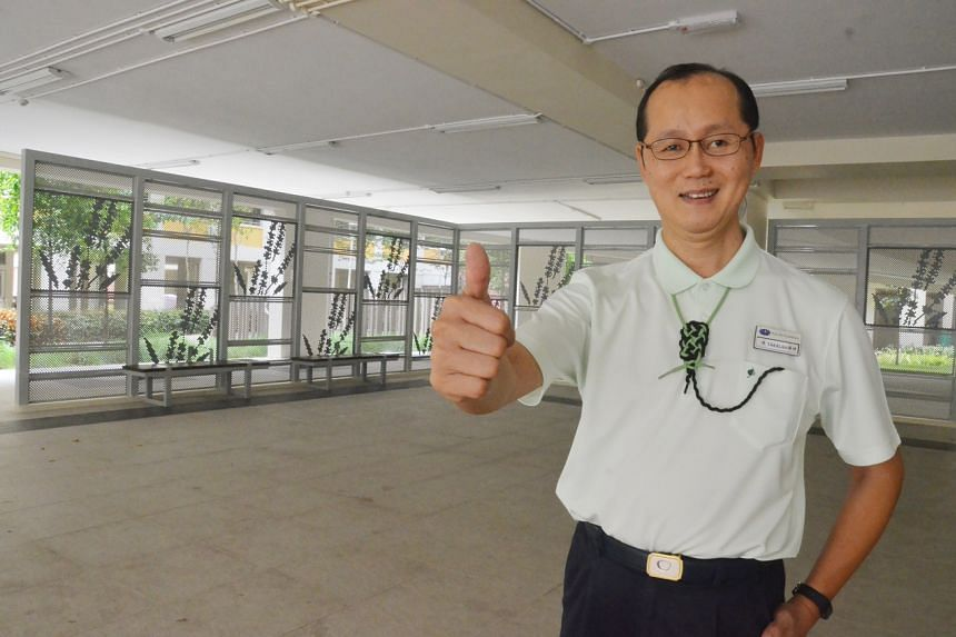 Despite his brain and other injuries, Mr Takalah Tan gradually became better with the help of tai-chi and water therapy, among other things.