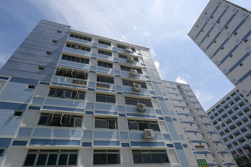 Four residents of Block 559 Pasir Ris Street 51 have tested positive for Covid-19.