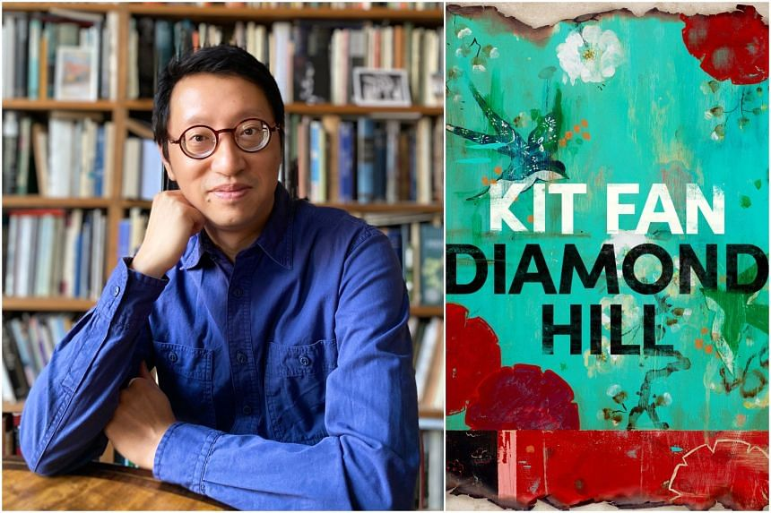Poet Kit Fan grew up near Diamond Hill, one of the last shanty towns of Hong Kong, and in his novel, he resurrects the neighbourhood as it would have looked in 1987.