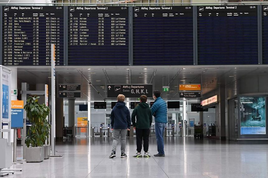 German citizens and residents will still be allowed to enter the country from Britain but will be required to quarantine for two weeks upon arrival.