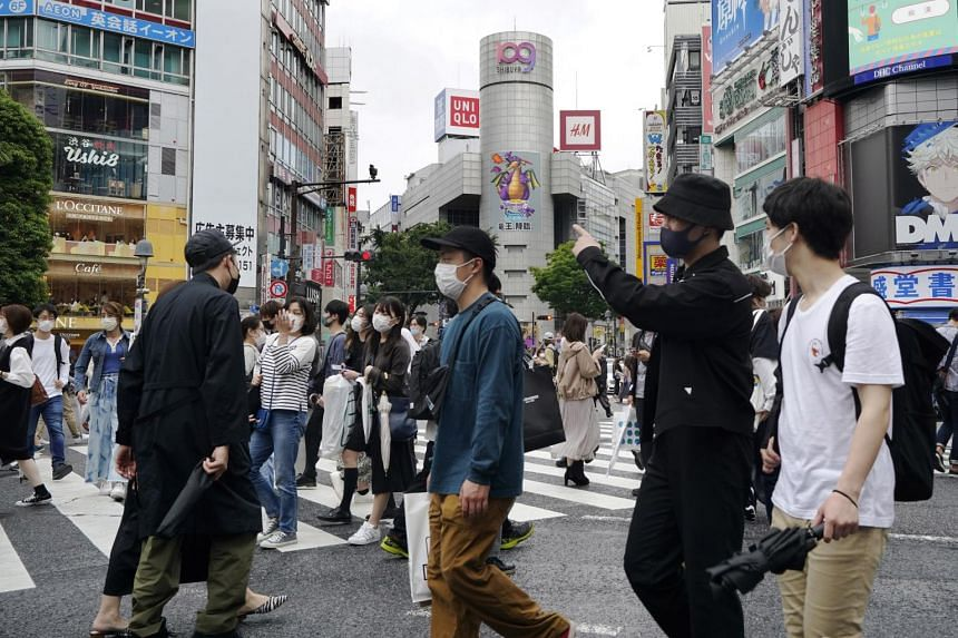 The fourth pandemic wave took Osaka prefecture by storm, with 3,849 new positive tests in the week to May 20, 2021.