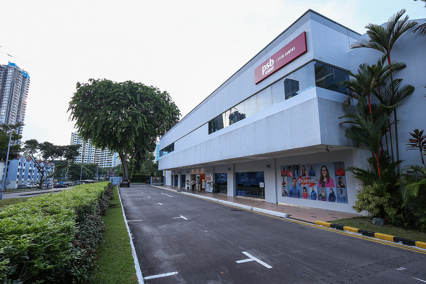 PSB Academy's STEM Campus at Toa Payoh features a virtual arena to combat simulated cyber threats, an Autodesk Training Centre, and 3D sports motion analysis and chemistry and lab science labs to train professionals in life sciences, sports science,