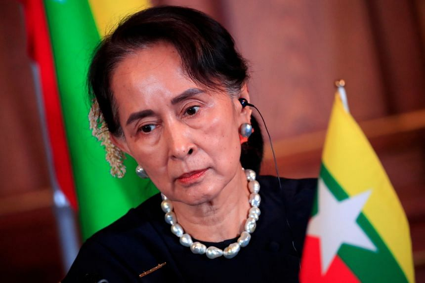 Ms Suu Kyi is among more than 4,000 people detained since the coup.