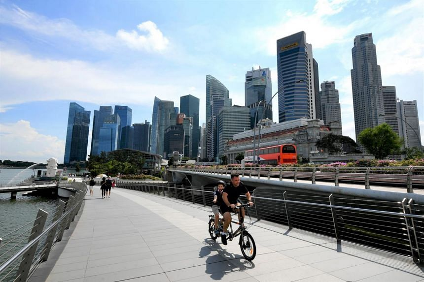 The performance of the Singapore economy in the first quarter of 2021 was stronger than expected.