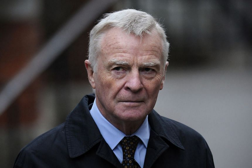 Max Mosley (pictured) and Bernie Ecclestone formed a double act to control and grow Formula One into a US$1 billion business.