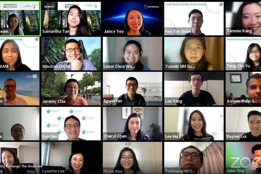 Sustainability Exchange hosted a webinar to showcase five shortlisted proposals that addressed sustainability issues on May 25, 2021.