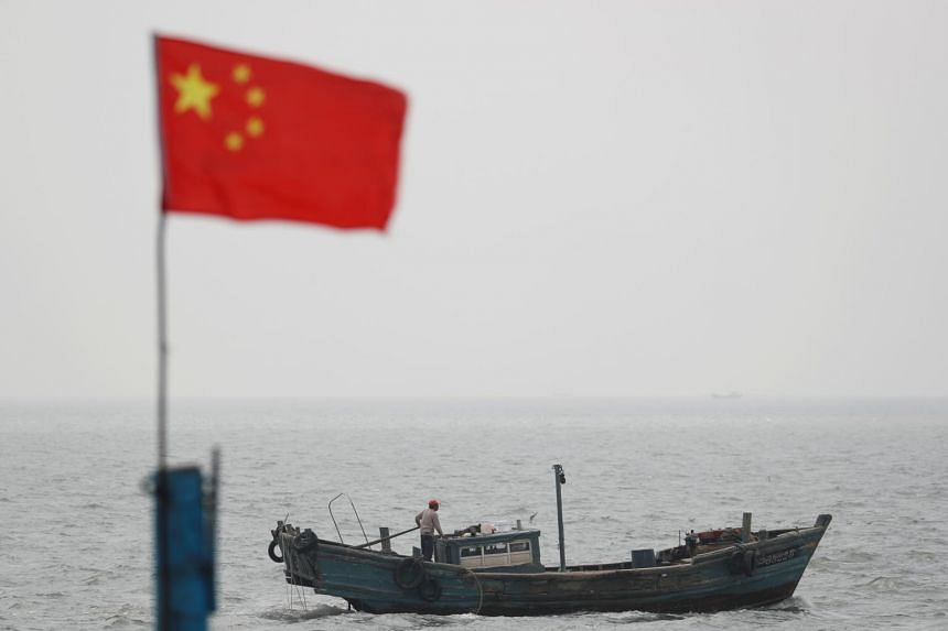 South Korea has long complained about Chinese trawlers operating in the Yellow Sea.