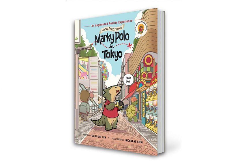 Marky Polo In Tokyo.
