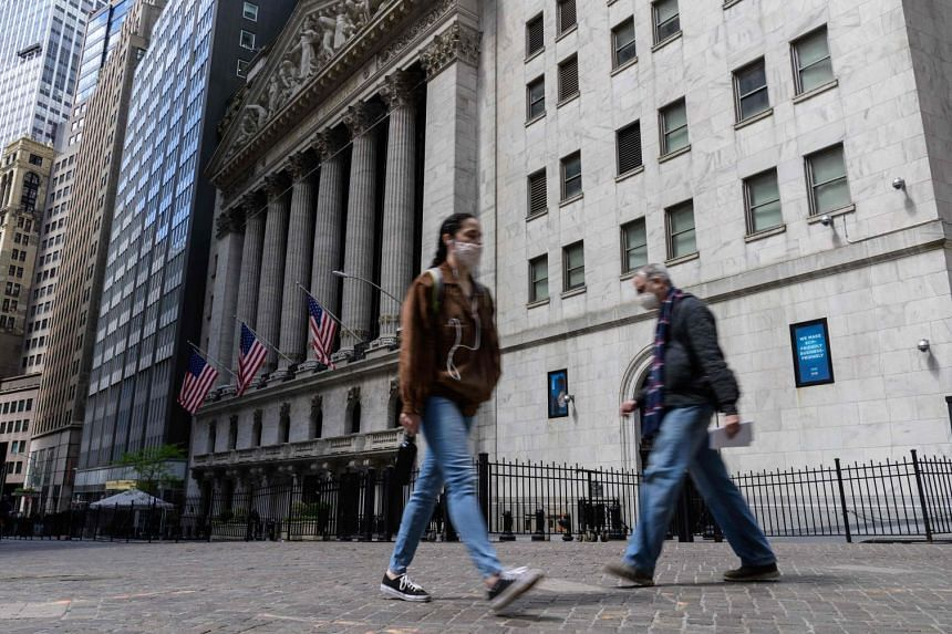 Nasdaq jumped more than 1% as a retreat in US Treasury yields helped lift expensive stocks in sectors such as technology.