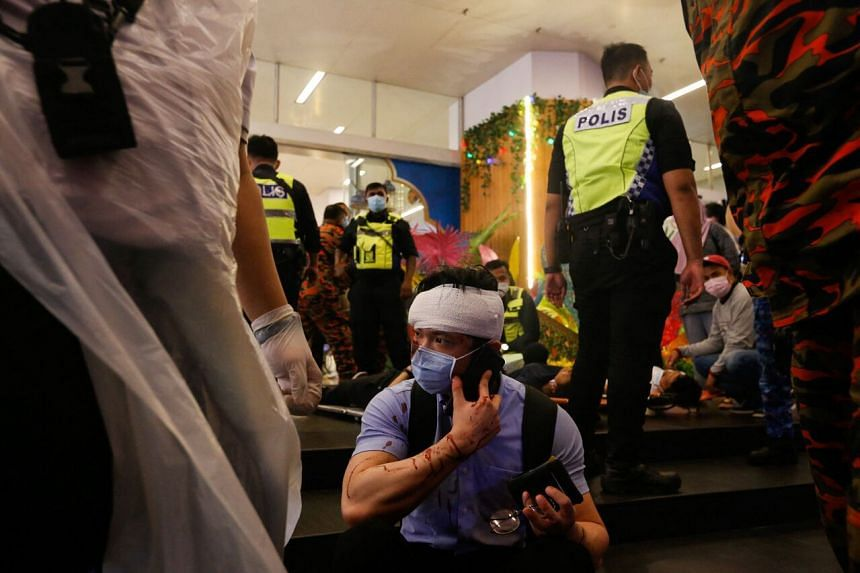 LRT operator Prasarana Malaysia will give $320 special assistance to each of the 213 victims.