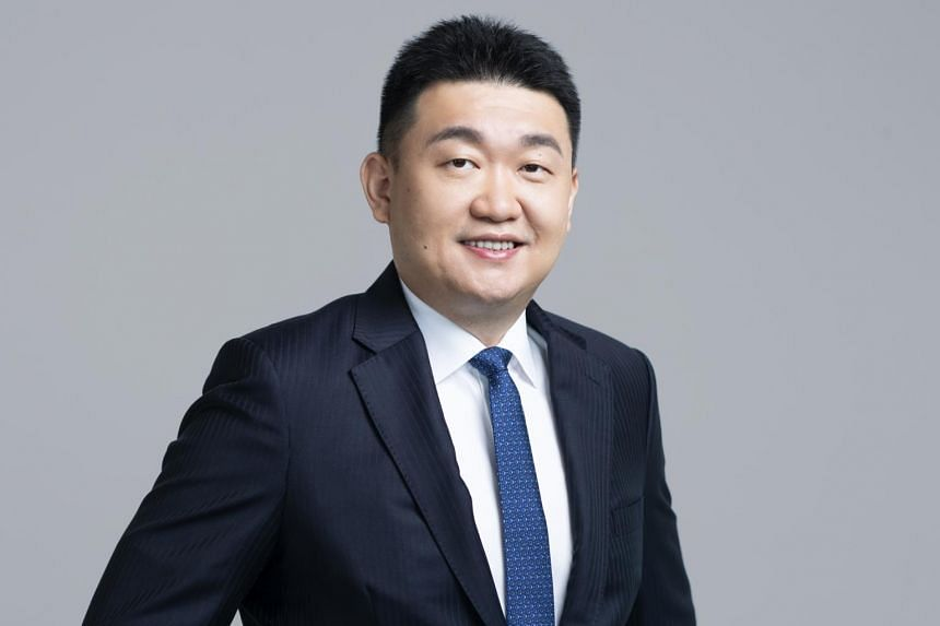 Forrest Li is the founder and group chief executive of tech giant Sea, which owns e-commerce platform Shopee.