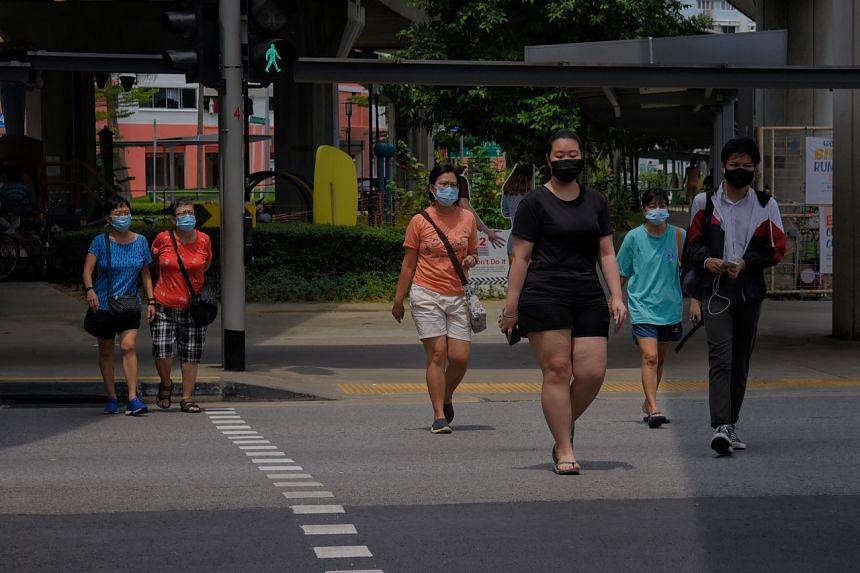 Singapore reported a total of 26 new coronavirus cases, of which two were imported, on Wednesday.