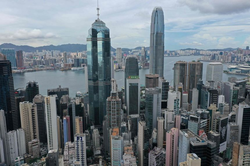 Hong Kong's future as a financial hub is facing an existential threat.