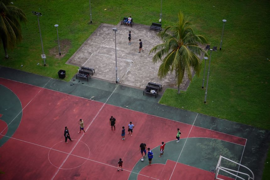 If held outdoors, sports programmes are permitted but will be limited to one coach and one student.