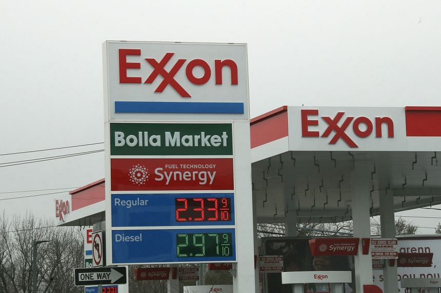 Exxon has lagged other oil majors in its response to climate change concerns.