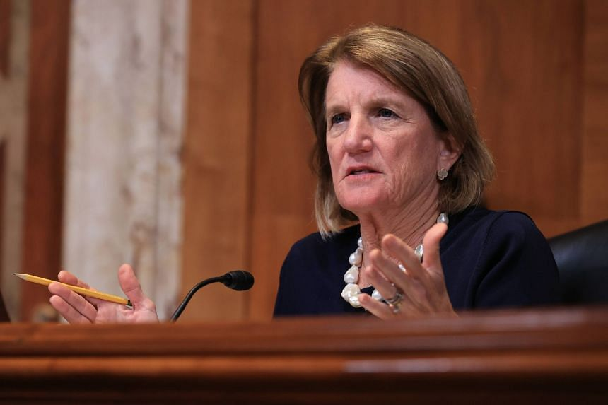 The plan came from a group of six Republicans led by Senator Shelley Moore Capito (pictured).