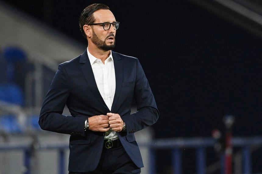 Valencia have named Jose Bordalas as their new coach.