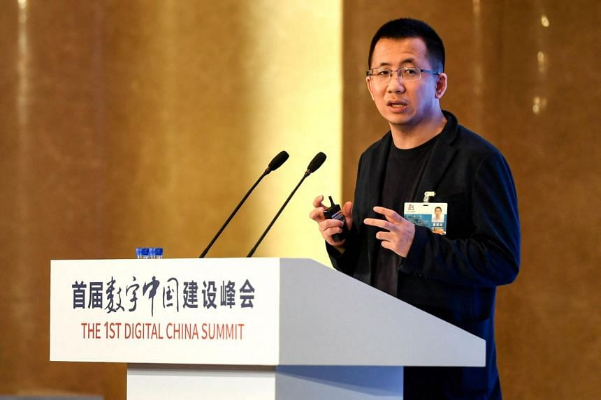 Bytedance founder Zhang Yiming's departure comes as several of China's once-lauded tech entrepreneurs step aside.