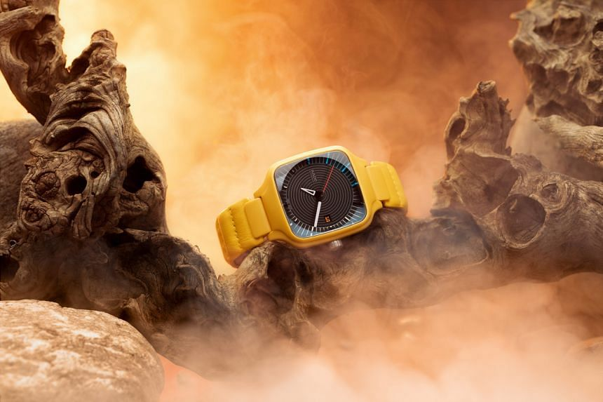 The Rado True Square Tej Chauhan is a collaboration between the watchmaker and British industrial designer Tej Chauhan.