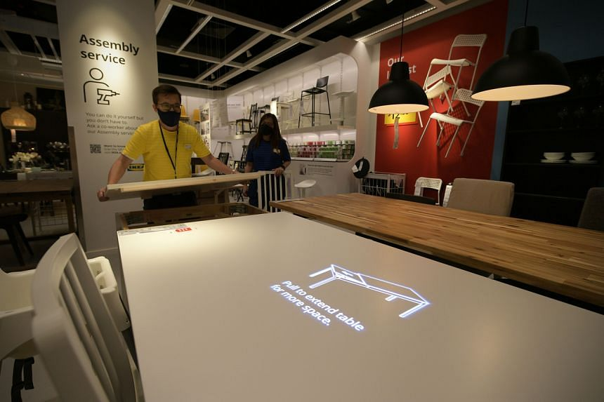 At a time when others are closing their outlets, Ikea has expanded its footprint here with a third outlet, in Jem.