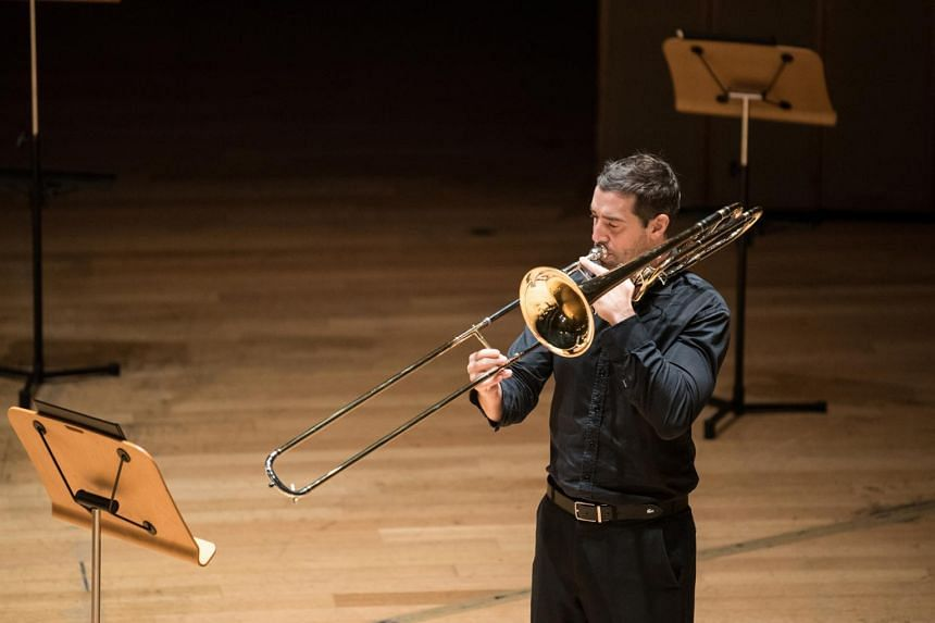 The Singapore Symphony Orchestra has cancelled its concert A 20th Century Fanfare.