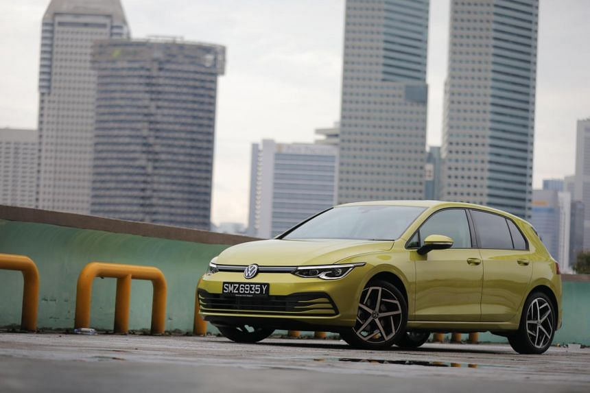 Volkswagen's latest signature hatchback is packed with usable tech.