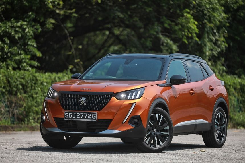 The Peugeot 2008 is endowed with more power and torque and now paired with an eight-speed autobox.