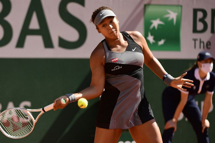 Naomi Osaka said earlier this week she would not face the press during the French Open, citing mental health reasons.