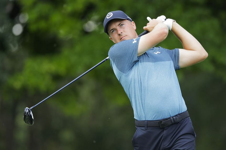 Jordan Spieth won the Valero Texas Open in San Antonio to end a nearly four-year winless drought in April.