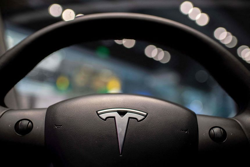 """Besides Tesla's """"Autopilot"""" system, it offers what it calls """"full self-driving capability""""."""