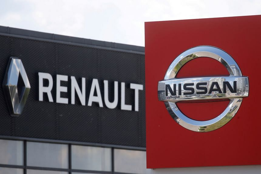 The workers allege that social distancing rules are not being followed at Renault-Nissan's car plant in Tamil Nadu, India.