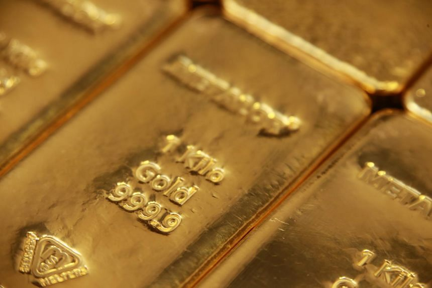Spot gold was up 0.4 per cent at US$1,909.81 per ounce by about 11am on May 31, 2020, while US gold futures gained 0.4 per cent to US$1,913.