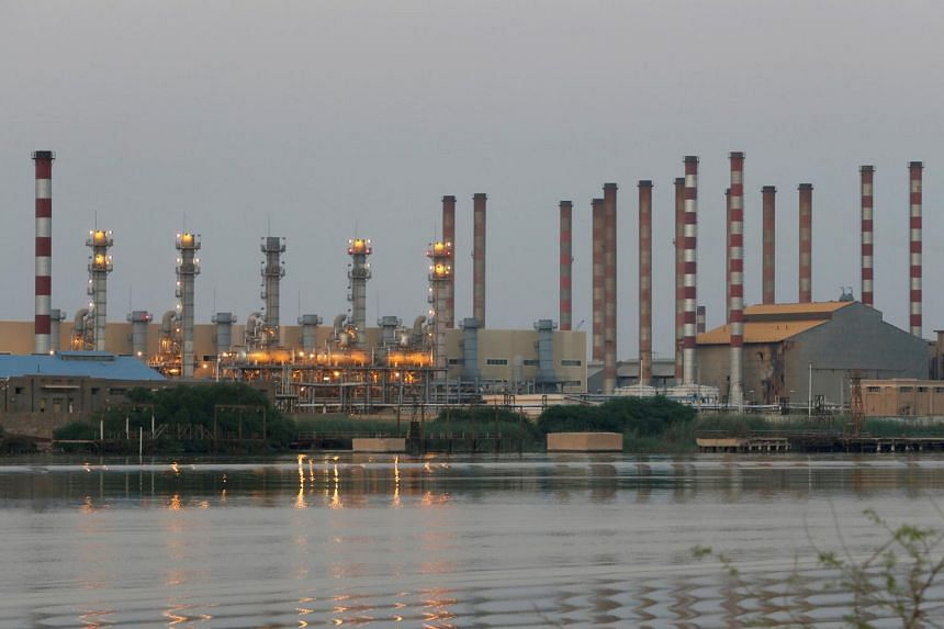 The cargo is only the second oil import by the United States from Iran since late 1991, data on EIA's website showed.