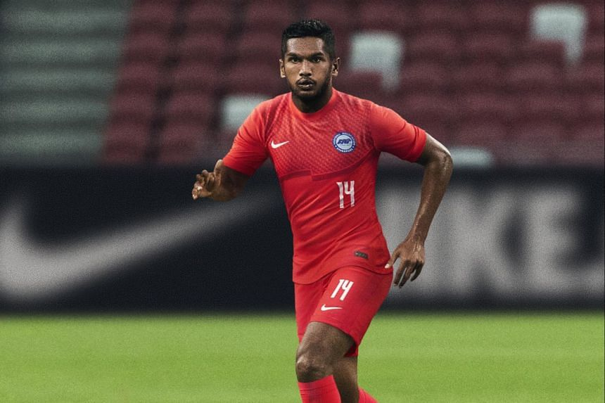 Hariss Harun is the third key member of the team to be ruled out.