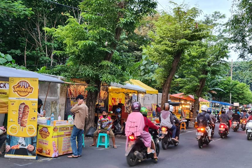 Kudus regency in central Java has registered a sevenfold increase in cases since the Hari Raya holidays.