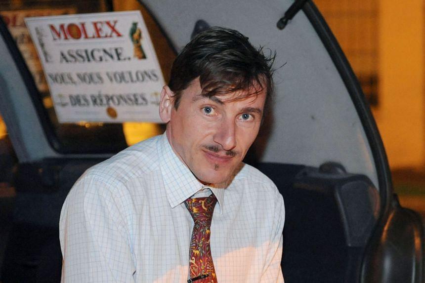 A photo taken on Feb 2, 2009, shows Remy Daillet-Wiedemann.