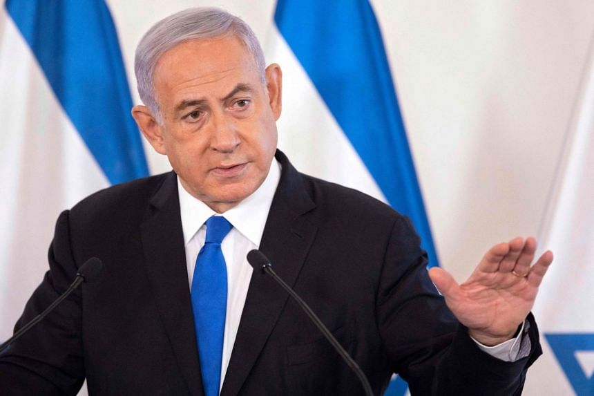 Mr Benjamin Netanyahu has headed Israel's government for a record 12 consecutive years.