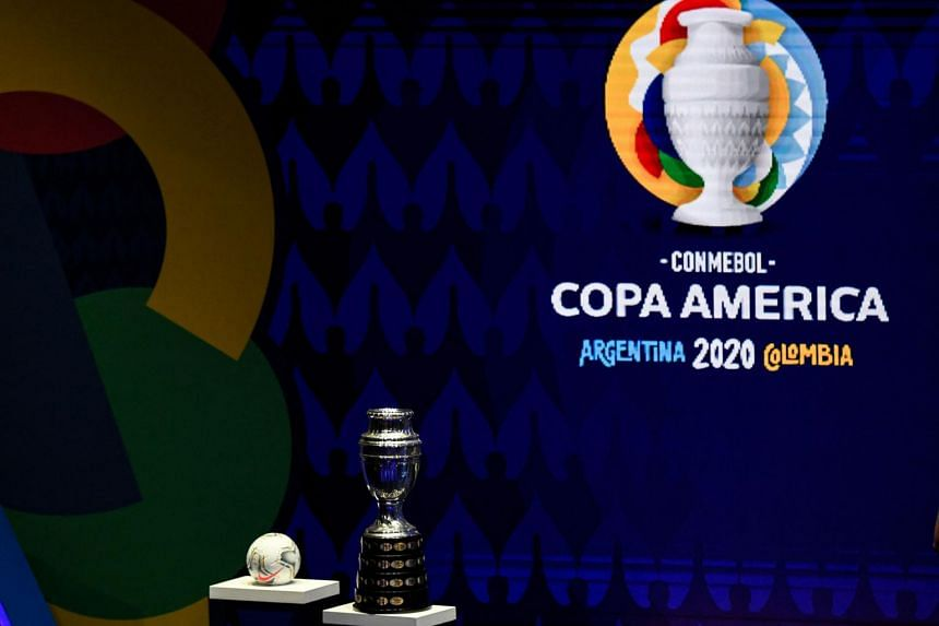 The Copa America was due to be held in empty stadiums if Argentina and Colombia had hosted.