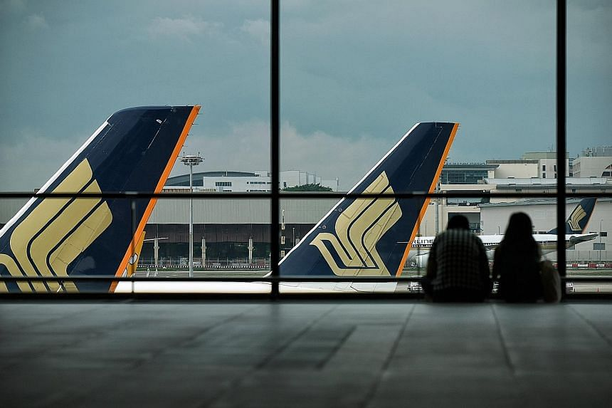 Singapore Airlines told the Securities Investors Association (Singapore) that its monthly operating cash burn has fallen to around $100 million to $150 million a month, from around $350 million at the start of the pandemic.