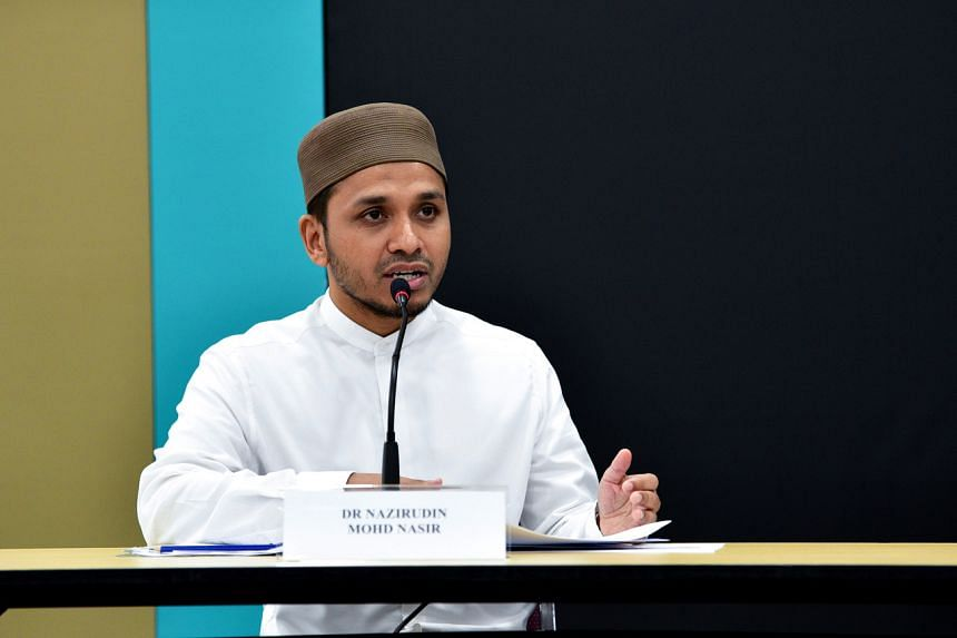 Mufti Nazirudin Mohd Nasir stressed the need for asatizah to be clear on what constitutes unacceptable behaviour.