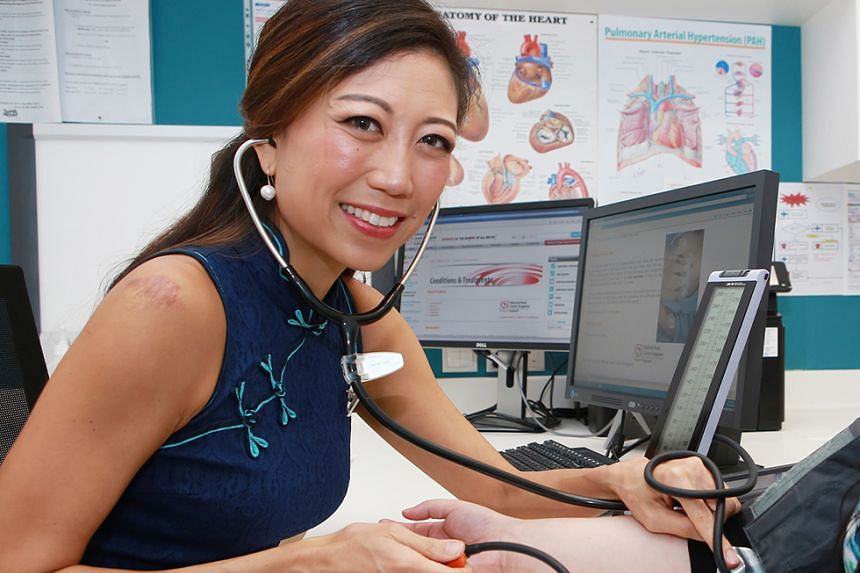 In this Health Check podcast episode on women and the threat of cardiovascular disease, ST's Joyce Teo speaks with Professor Carolyn Lam (pictured), a senior consultant at the Department of Cardiology and the director of Women's Heart Health at the