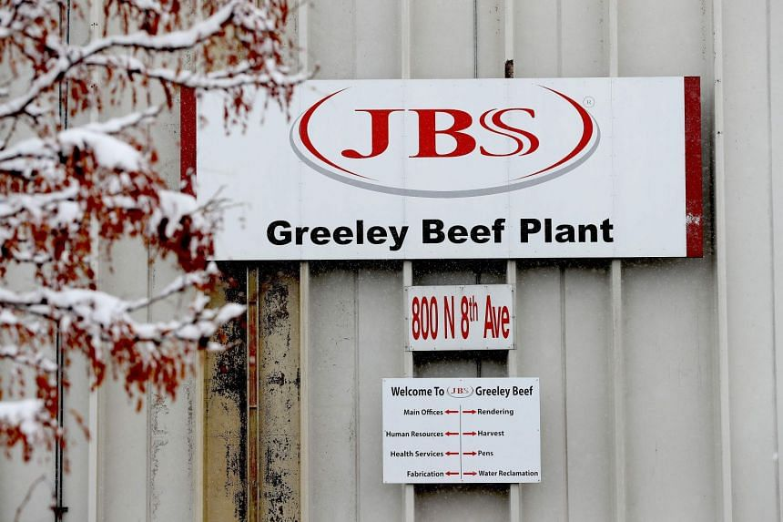 JBS is the world's largest meatpacker and the incident has stopped livestock slaughter at its plants in several US states.