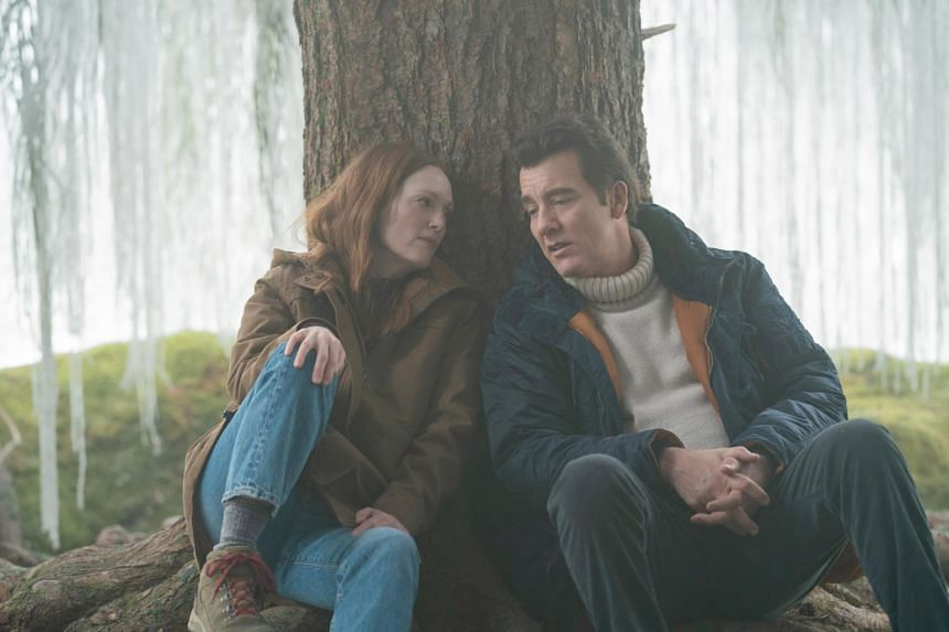 Julianne Moore and Clive Owen star in Lisey's Story.