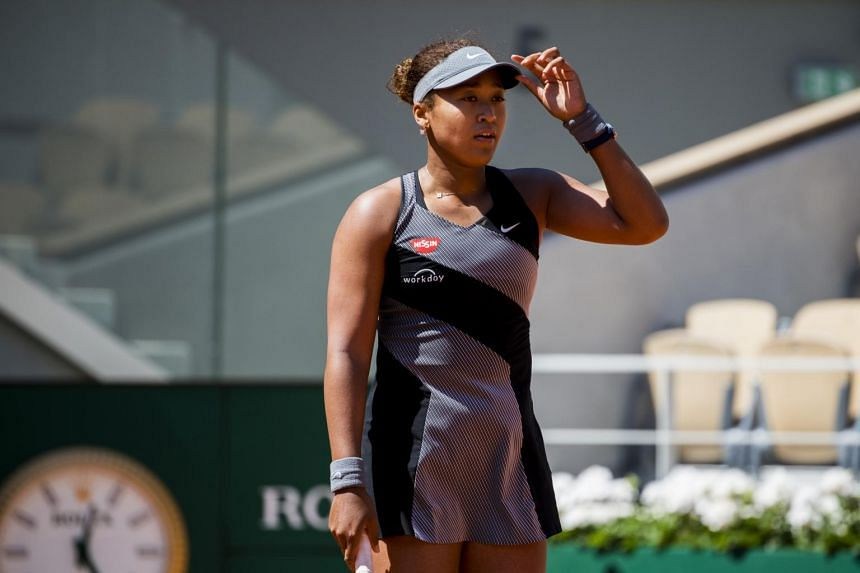 Naomi Osaka said she will take a break from tennis, putting her participation at Wimbledon and her home Olympics at risk.