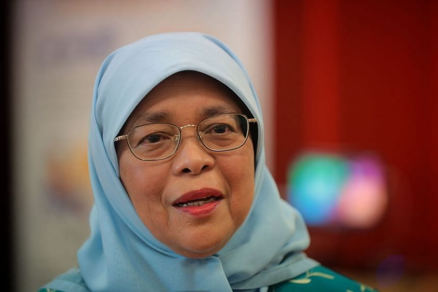 President Halimah Yacob stressed that it is also important to relook existing policies and social norms to respond to changing attitudes and challenges when it comes to equality between women and men.