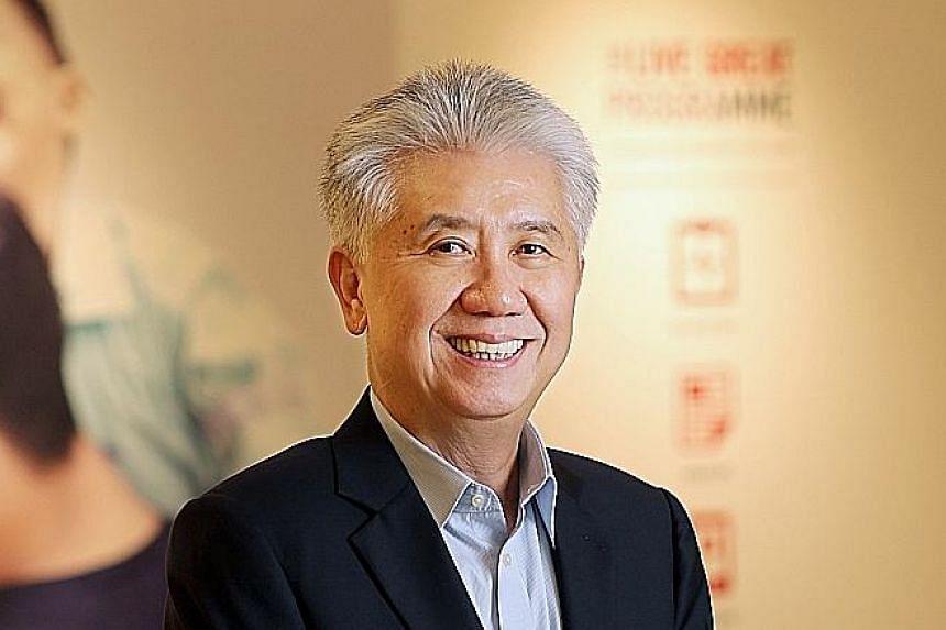 Life Insurance Association President Khor Hock Seng