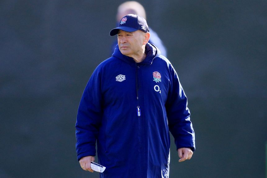 Eddie Jones says he uses a series of experts in and outside the game to come up with the best coaching environment.