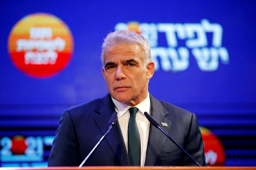 Despite having engineered the coalition, 57-year-old Yair Lapid would initially serve as foreign minister.