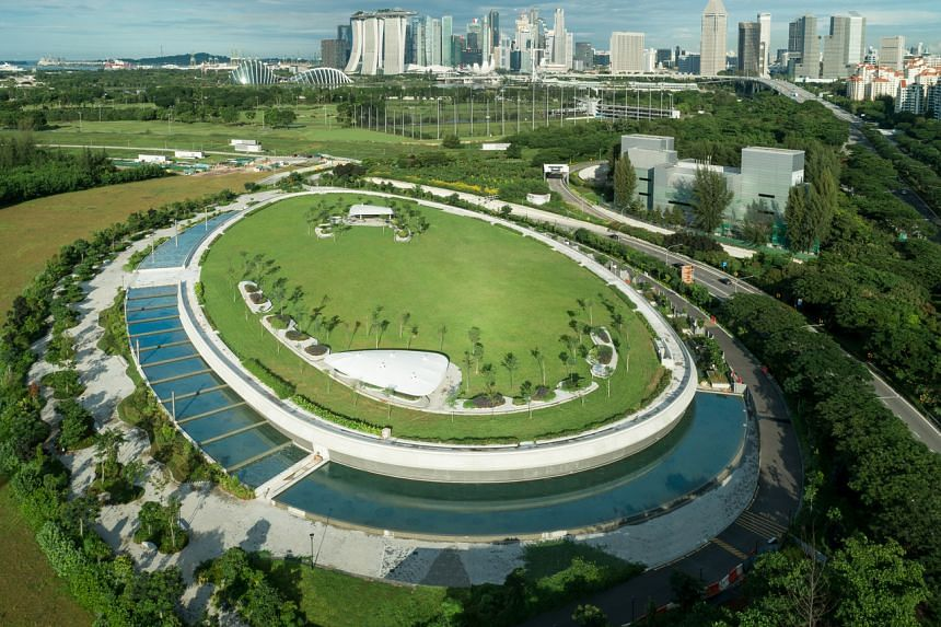 The Keppel Marina East Desalination Plant won in its category for its innovative capability to treat both seawater and freshwater.
