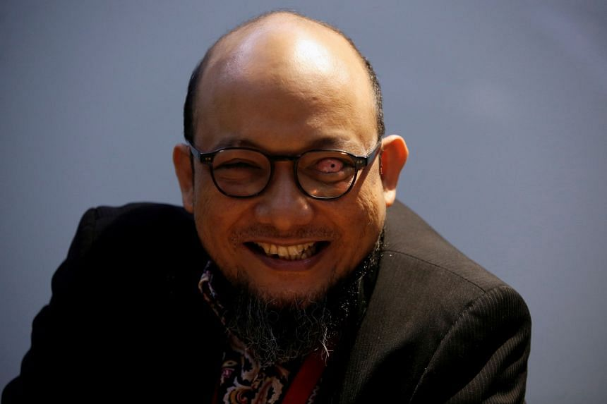 Indonesian anti-graft investigator Novel Baswedan is one of those who fell afoul of the controversial National Perspectives Exam.